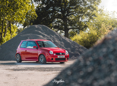 Lulu the Lupo the JDM import