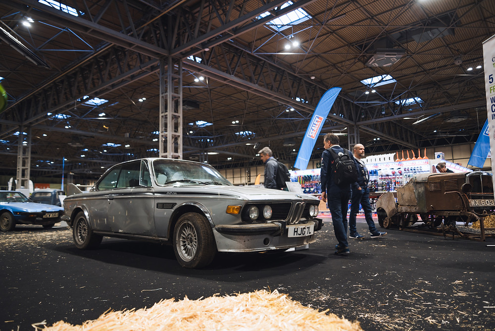 ©Luke Dillon Photography 2019 for Practical Classic - Classic & Restoration Show