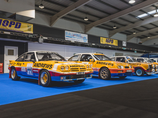 3 days at Race Retro