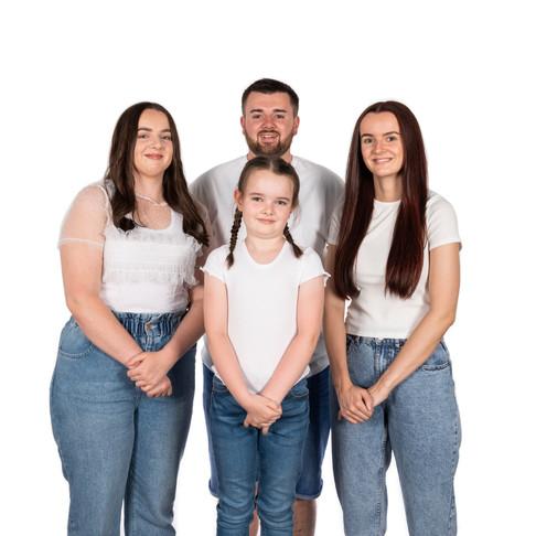 Jordan Family Photoshoot