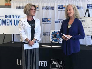 Women United grants funds for Outreach