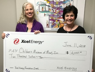 Xcel Energy Foundation Grants $2,000 to Support Outreach
