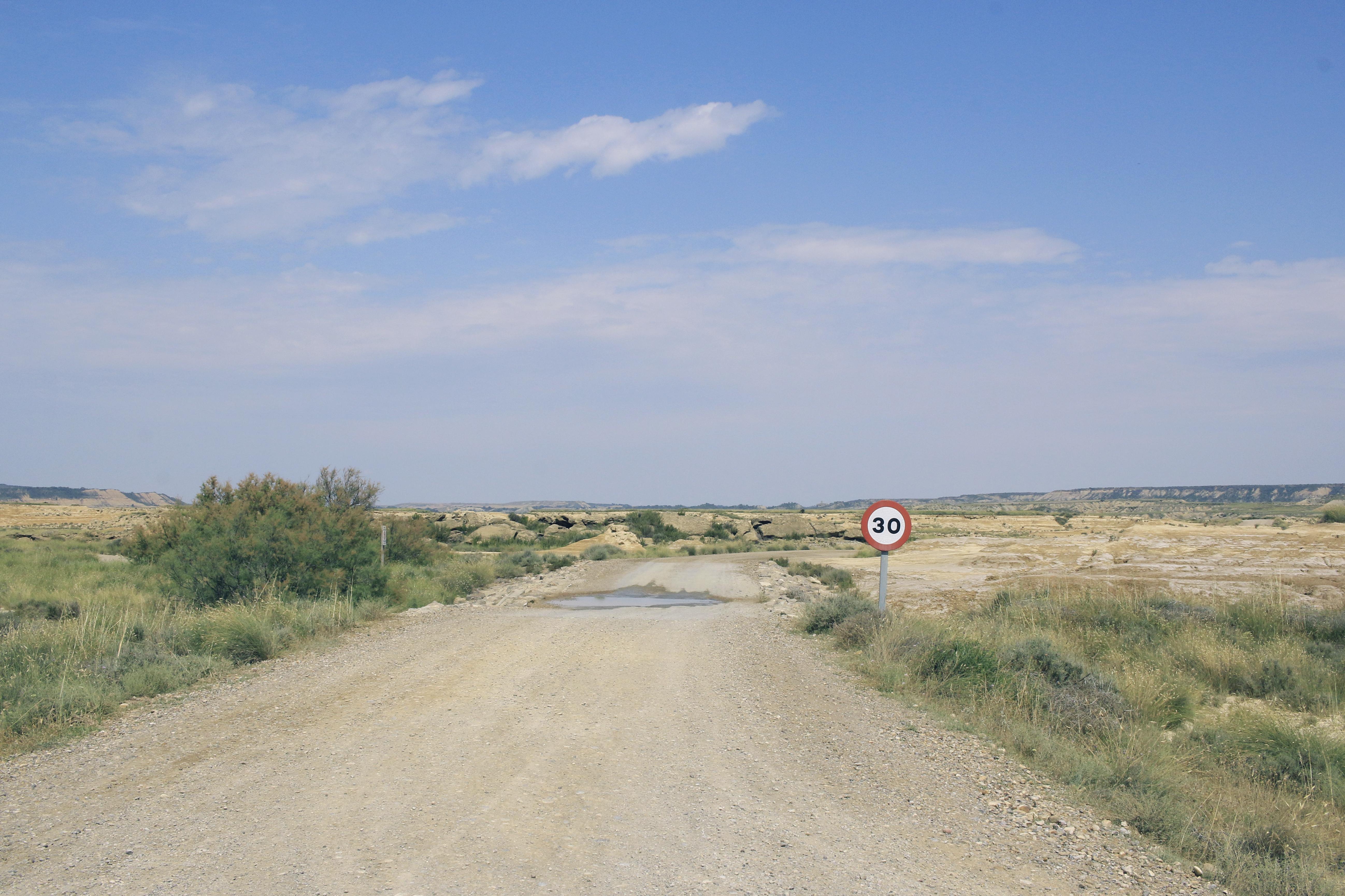 Espagne-désert