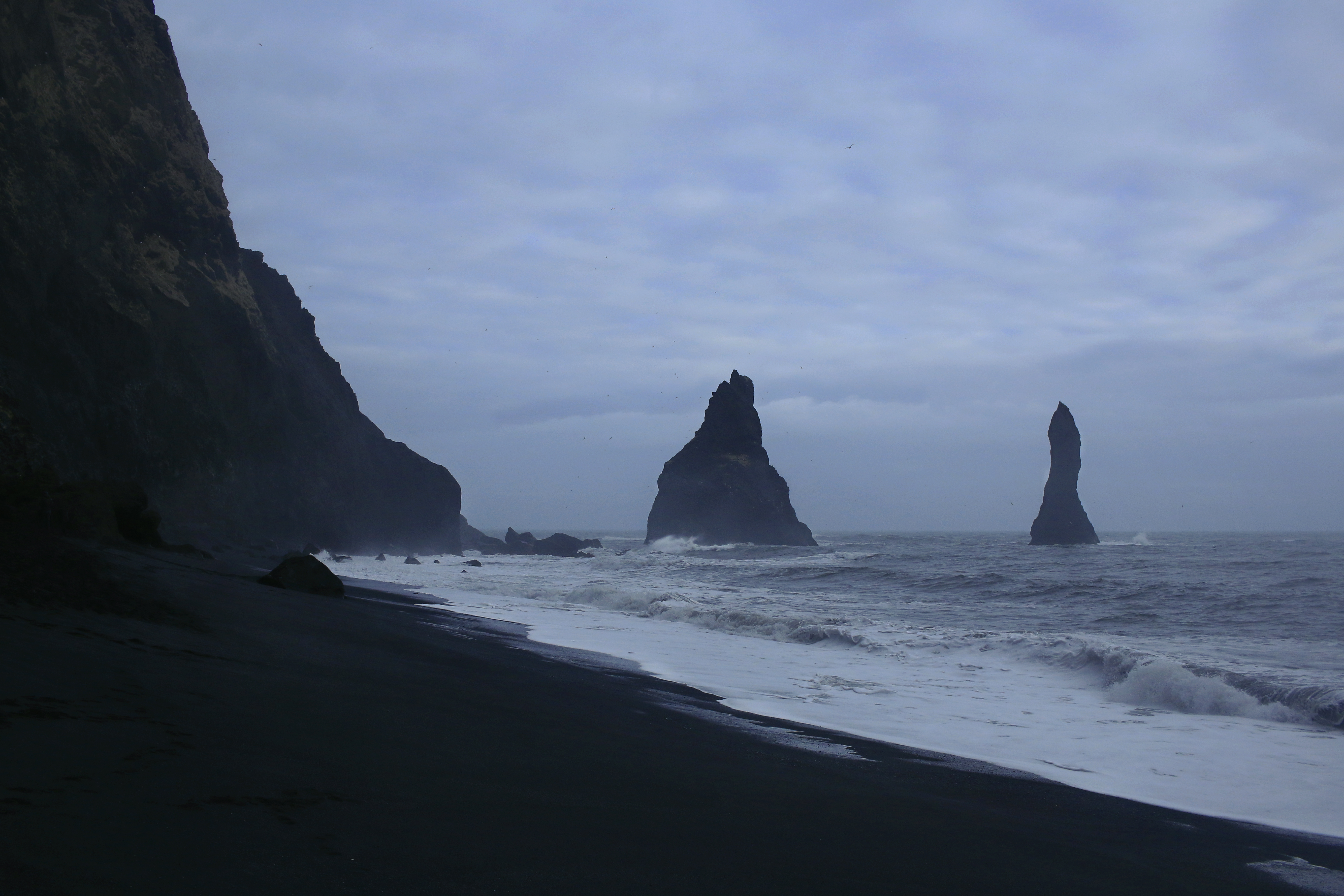 Islande-Vik-land