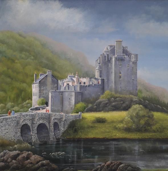 Elian Donan Castle – Loch Duich