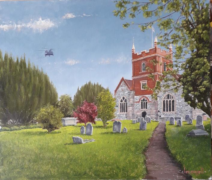 All Saints Church  - Odiham