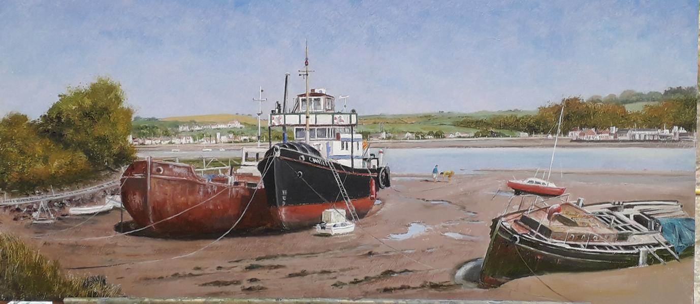 Rusting Wrecks – Bideford
