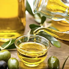 Extra Virgin Olive Oil Drizzle
