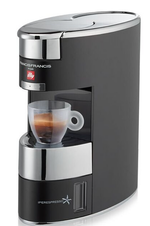 X9 iperEspresso Machine - includes FREE $25 pizzeria gift card