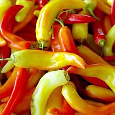 Banana Peppers (spicy)
