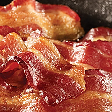 100% Canadian Strip Bacon (3 strips)