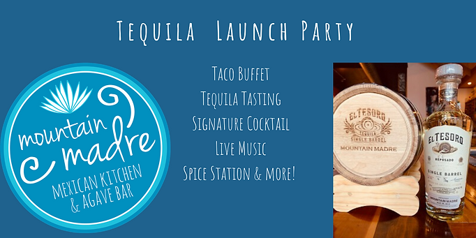 Mountain Madre Tequila Launch Party bann