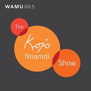 Logo of The Kojo Nnamdi Show