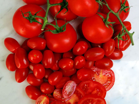 TOMATOES - everything you need to know to buy the very best for cooking and eating