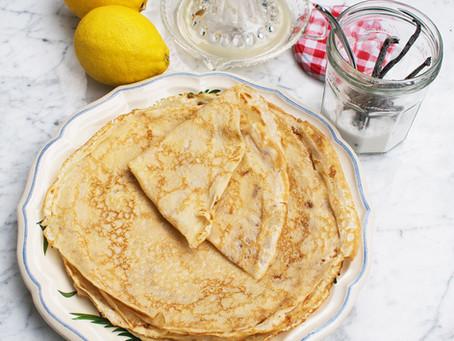 Pancakes (crêpes)