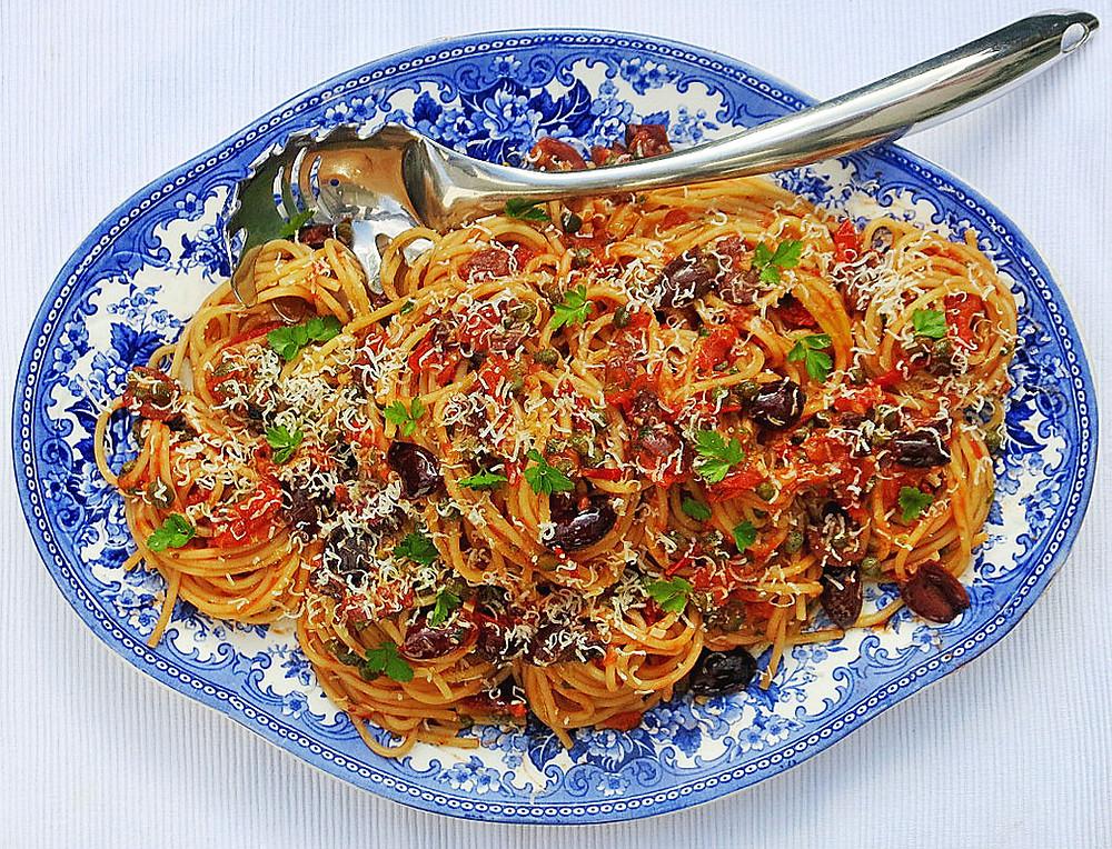 spaghetti alla puttanesa
