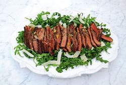 Beef tagliata (Tagliata di manzo)