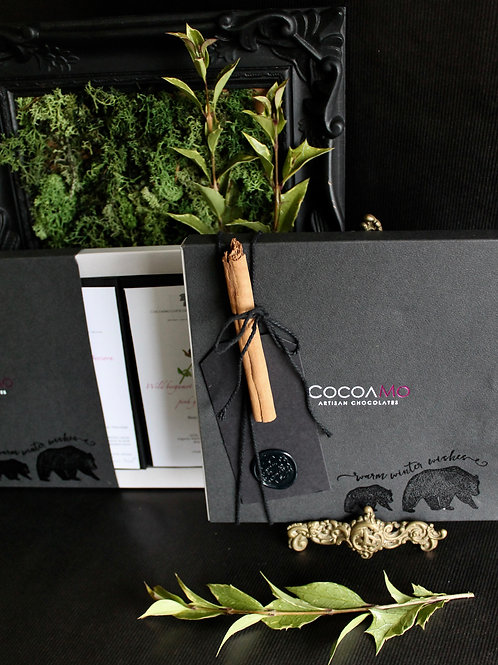 CocoaMo bar presentation box