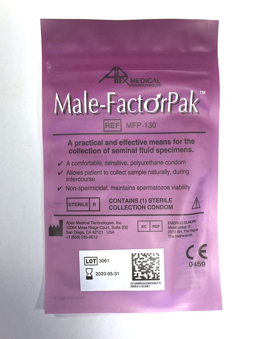 10 Male Factor Paks