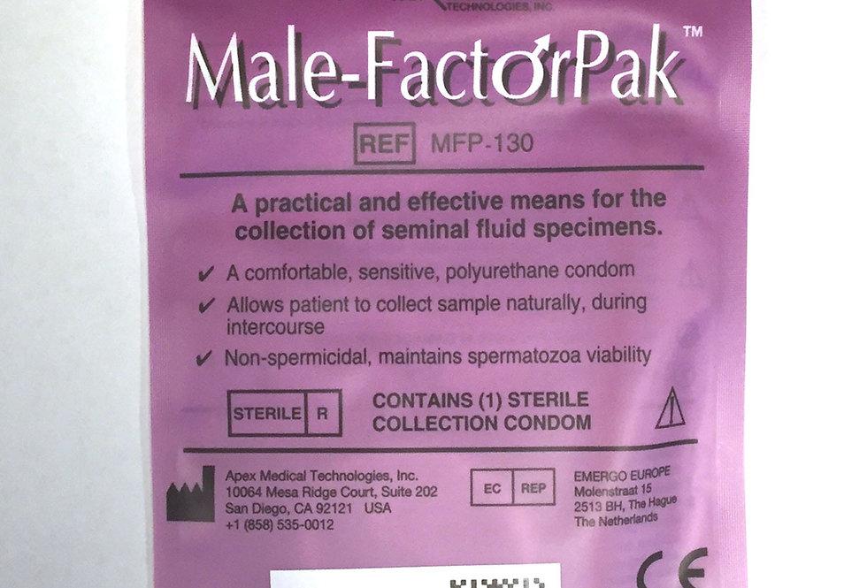 Male-Factor Pak QTY 30