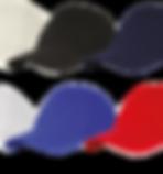 כובע מצחיה 5 פאנל 100% כותנה סרוקה סגר מ