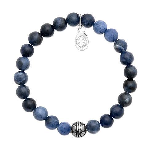 Bracelet Femme - Sodalite