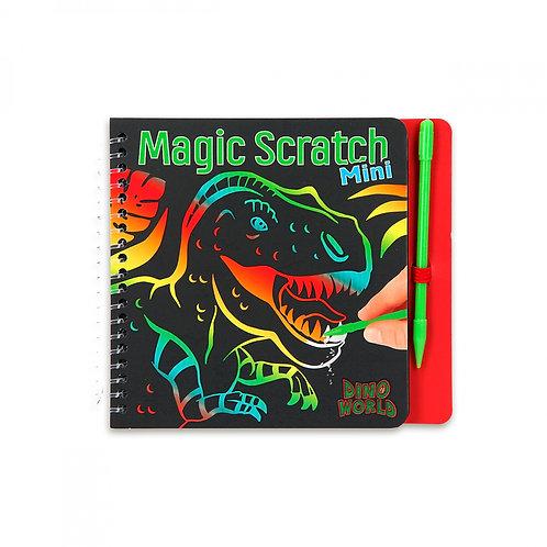 Dino World Mini album Magic-Scratch