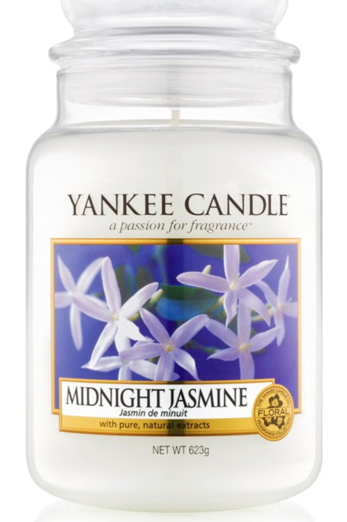 Jarre GM - Jasmin - Yankee Candle