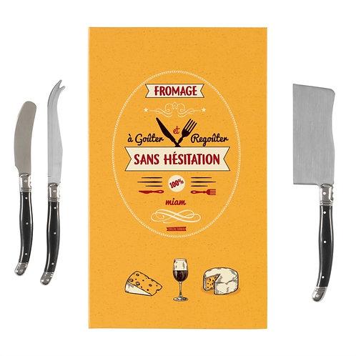 Kit LIVRE (garni) Fromage Sans modération - DLP