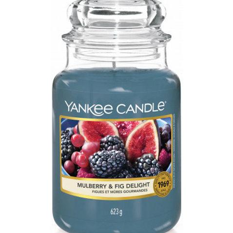 Jarre GM - Figues et Mûres - Yankee Candle