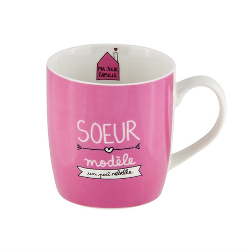 Mug - Soeur  - DLP