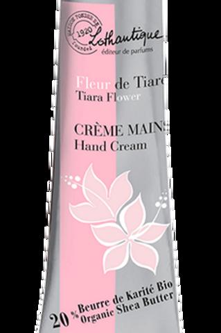 FLEUR DE TIARE - Crème mains 30 ml - Lothantique