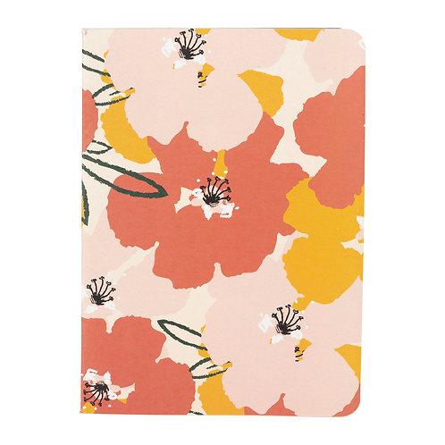 Carnet de Note Chamouflage Papier Recyclé - Rose