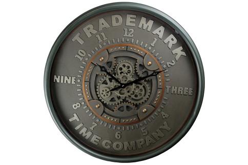 Horloge Engrenages D.80cm