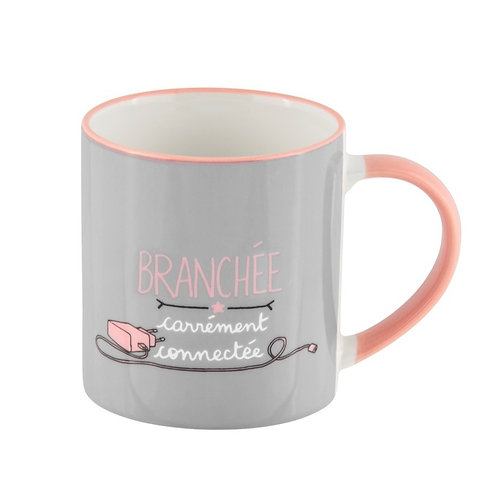 Mug - Branchée - DLP