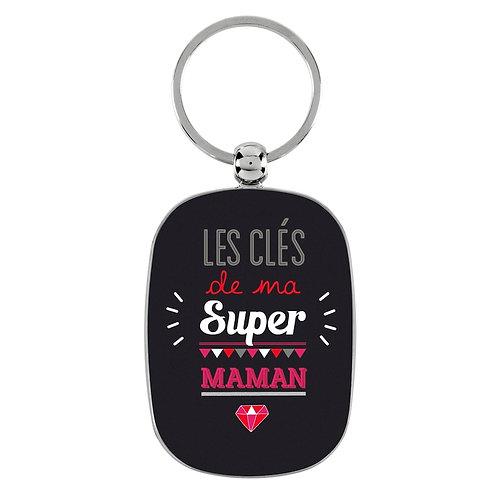 Porte-clés OPAT Ma super maman - DLP