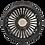 Thumbnail: Pince (seule) Diffuseur de Voiture - Wheel