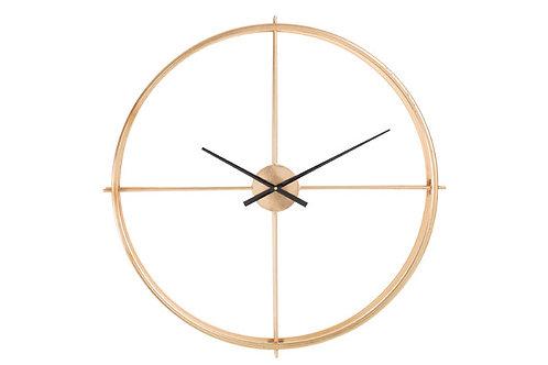 Horloge Ronde Metal Or Small