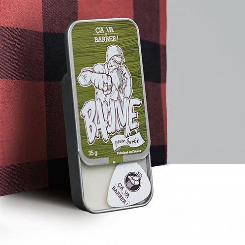 """BAUME POUR BARBE """"À LA BÛCHERON"""" - 35 GR"""