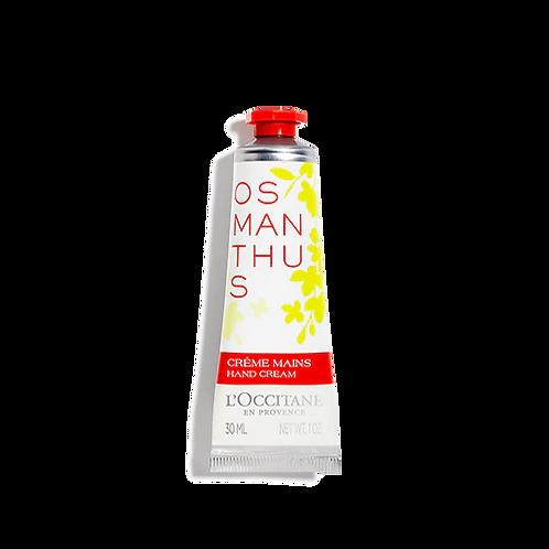 Crème Mains Osmanthus 30ml - L'Occitane