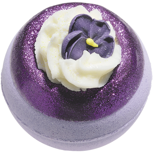 V for Violet - Bombe de bain