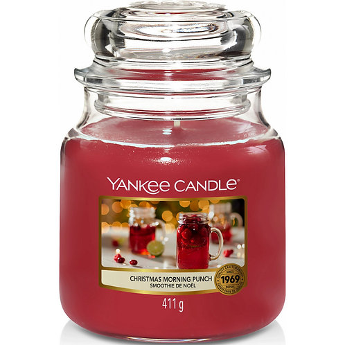 Jarre MM - Smoothie de Noël - Yankee Candle
