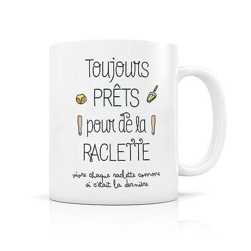 Mug - Raclette - Créa-Bisontine