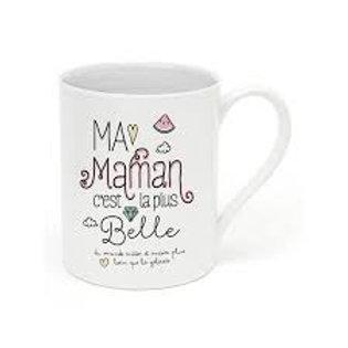 Mug - Maman Belle - Créa-Bisontine