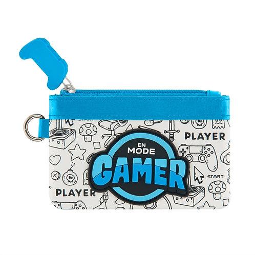 Porte-monnaie PAT Mode gamer- DLP