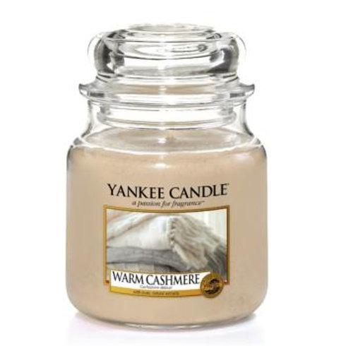 Jarre MM - Cachemire Délicat - Yankee Candle