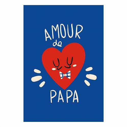 Magnet ISA Amour de papa - DLP