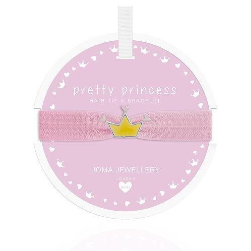 Bracelet / Elastique Enfant - Pretty Princess