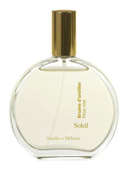 SOLEIL - Brume d'Oreiller 100 ml - Amélie & Mélanie - Lothantique