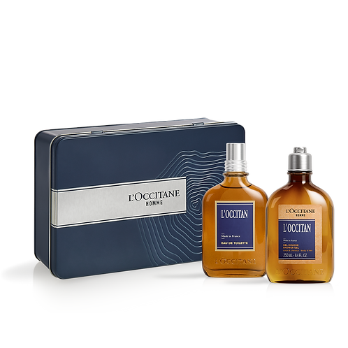 Coffret L'Authentique - Aromatique - Cap Cedrat - L'Occitane